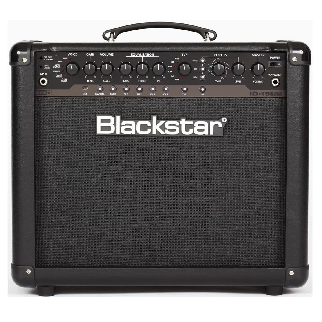Blackstar ID:15TVP 15W Combo Amp-2946