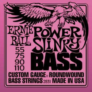 Ernie Ball 2831 Power Slinky Bass (55-110)-2871