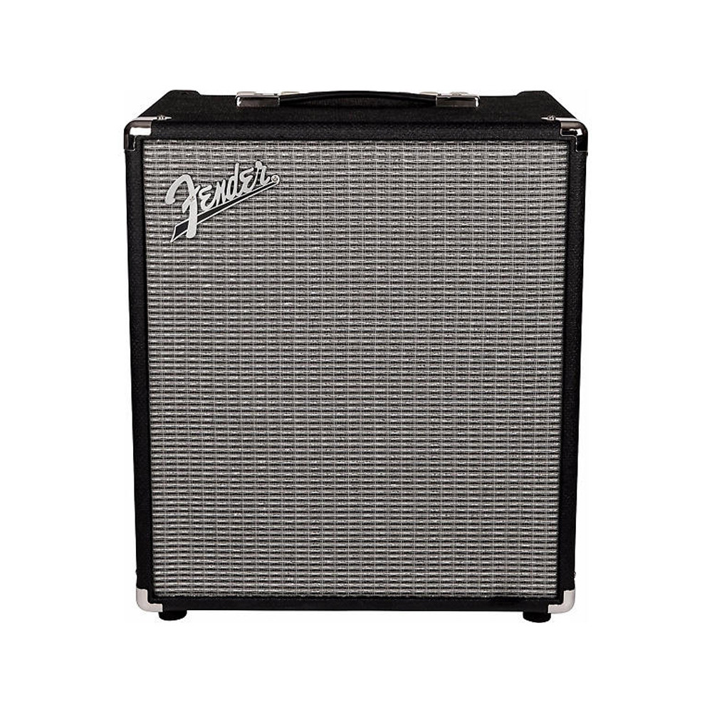 fender rumble 100 v3 1x12 100w bass combo amp abbey road music. Black Bedroom Furniture Sets. Home Design Ideas
