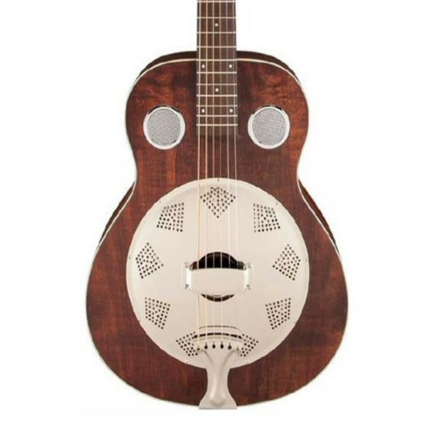 fender brown derby resonator rw brown stain abbey road music. Black Bedroom Furniture Sets. Home Design Ideas