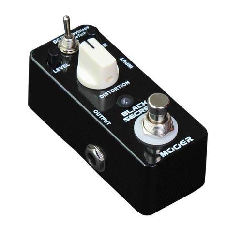 Mooer Micro Series Black Secret Distortion Pedal-4726