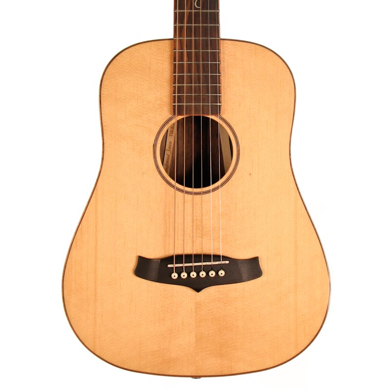 Tanglewood TWJ LJ Java Travel Acoustic - Natural Gloss-5012