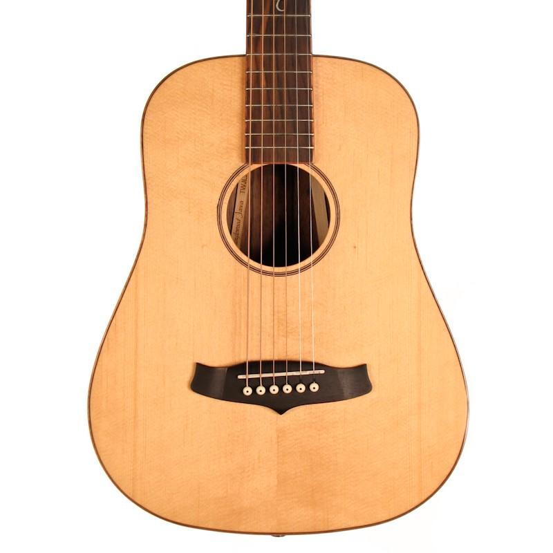 Tanglewood TWJ LJ Java Travel Acoustic - Natural Gloss-5012