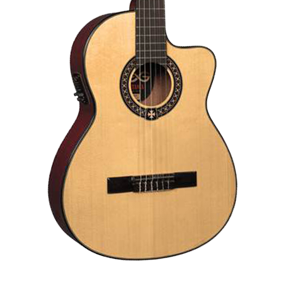 Classical Electro Acoustic Guitar Expand