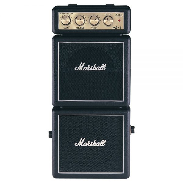 Marshall MS-4 Micro Amplifier Stack