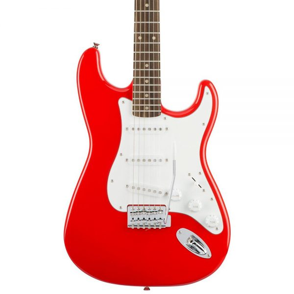 Squier-Affinity-Strat-race-red