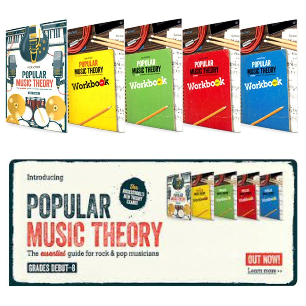 rockschool-popular-music-theory