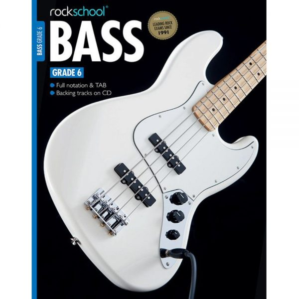 rockschool-bass-grade-6