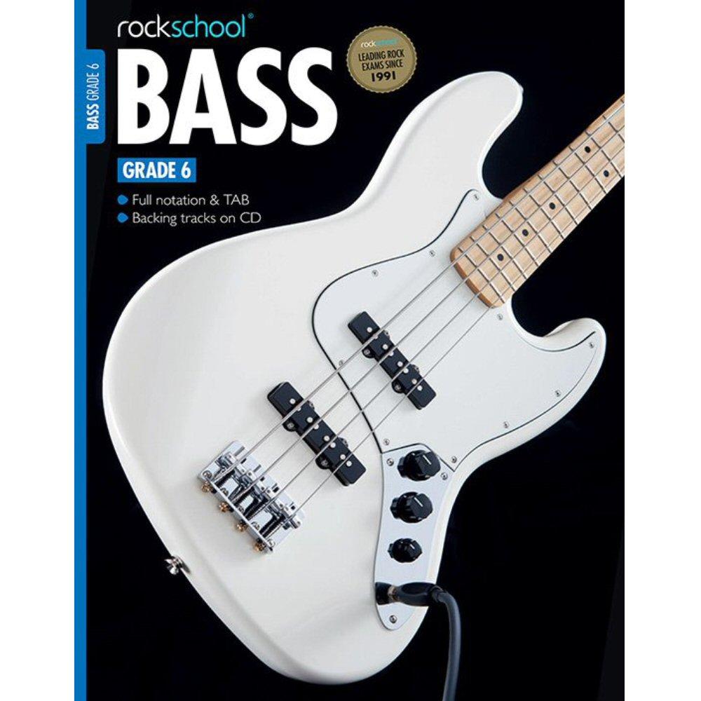 rockschool-bass-grade-6