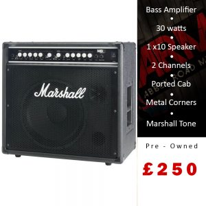 Marshall-Bass-amp