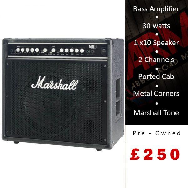 Marshall-Bass-amp