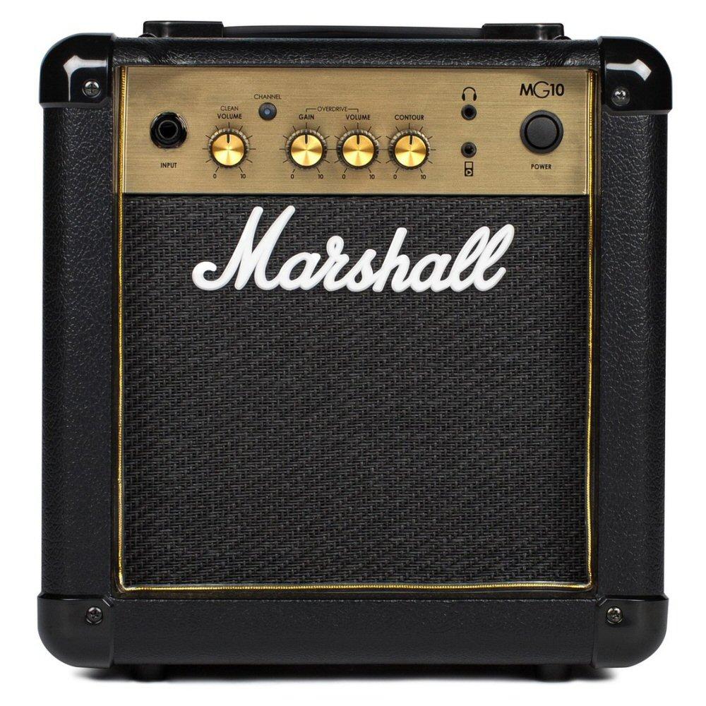 Marshall-MG-10G-10-Watt-Guitar-Amp-Gold
