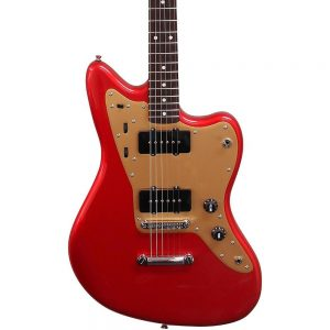 Squier-Deluxe-Jazzmaster-ST-Candy-Apple-Red