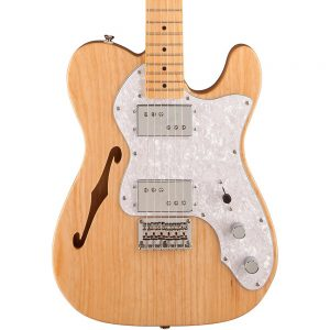 Squier-Vintage-Modified-72-Telecaster-Thinline-Maple-Neck-Electric-Guitar