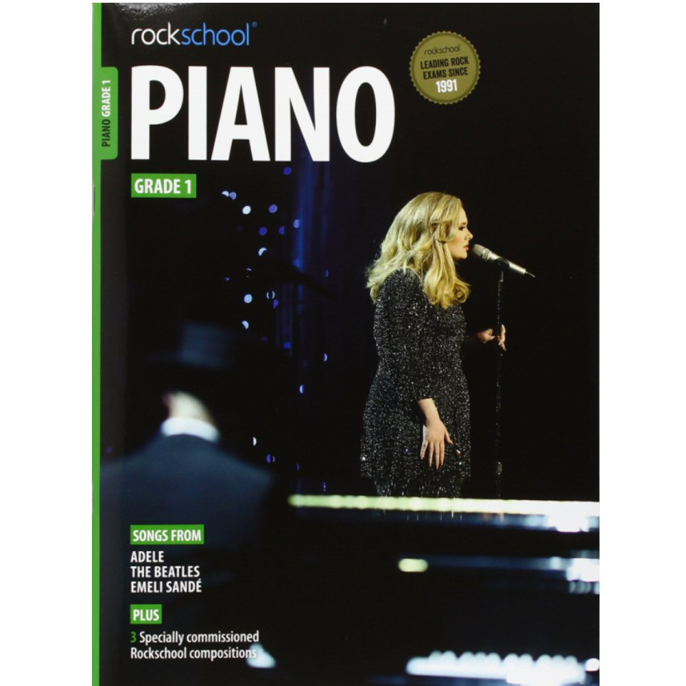 Rockschool-Piano-Grade-1