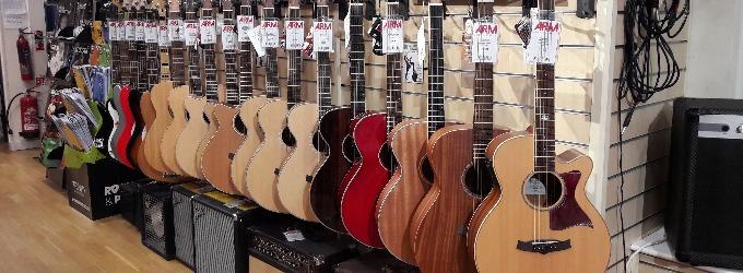 Tanglewood Guitars Nottingham