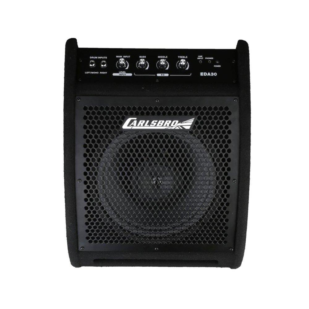 carlsbro eda30 electronic drum amp abbey road music. Black Bedroom Furniture Sets. Home Design Ideas