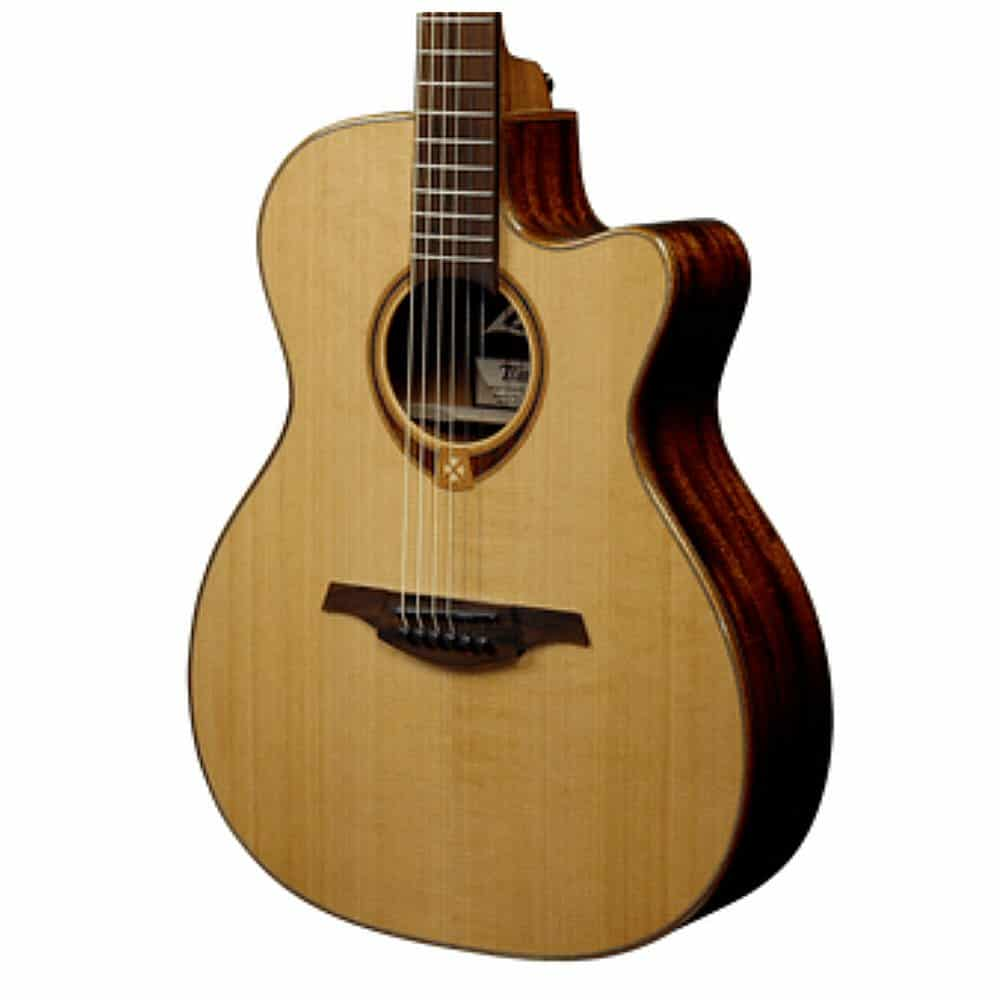 Lag T118 Ace Tramontane Electro Acoustic Guitar Abbey Road Music